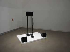 Martin Backes, What do machines sing of?, 2015