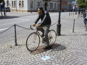 Peter Nettesheim, Rennradfahrer